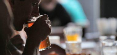 transgender drinking